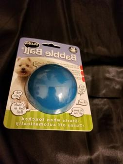 Pet Qwerks Medium Babble Ball