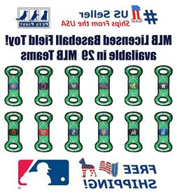 MLB Baseball Field Toy for DOGS/CATS. Heavy-Duty, Durable pe