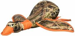 Multipet Mossy Oak Duck Plush Dog Toy, 13-Inch