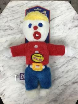 "Mr. Bill SNL 10 Inch Talking Plush ""Oh No"" Dog Toy NWT M"