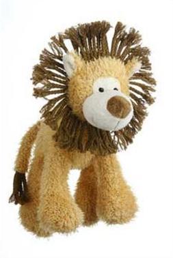 Multi Pet Mane Event Lion 11 Plush Dog Toy