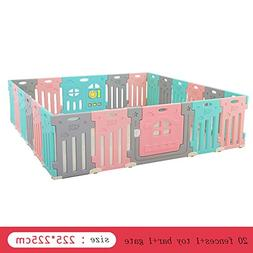 Playpens Children's Multicolour Large Kids Activity Center R