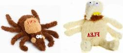 """Multipet 27442 Flea/tick Dog Toy 6"""" You will either receive"""