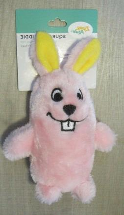 NEW NO STUFFING Just a COLOSSAL SQUEAKER BODY RABBIT Small S