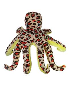 """NEW! OCTOPUS DOG TOY PLUSH BUDDY with SQUEAKER 12"""""""
