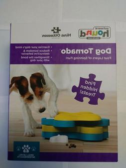 Outward Hound Nina Ottosson Dog Tornado Treat Puzzle Dog Toy