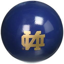 "Planet Dog Notre Dame Orbee-Tuff Ruff Ball, 4"", Navy"
