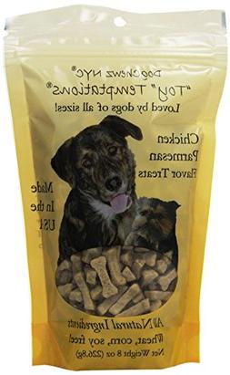 DogChewz NYC Toy Temptations All Natural Dog Treats, 8-Ounce