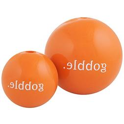 Planet Dog Orbee-Tuff Gobble Ball, Durable Dog Toy