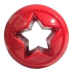 Planet Dog Orbee Tuff Star Nooks, Interactive Durable Chew D