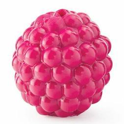 Planet Dog Orbee Tuff Raspberry, 100% Guaranteed, Tough Chew