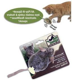 OurPets Play-N-Squeak Backyard Collection Squeaking Interact