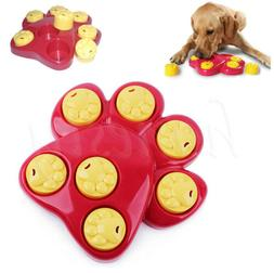 Outward Hound Paw Pet Dog Treat Games Food Dispensing Hide P