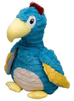 Gor Pets Patchwork Pet Dodo the Bird Crinkly Squeakers & Gru