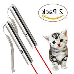 OCALER Professional Pet Cat Catch the Beam Light Interactive