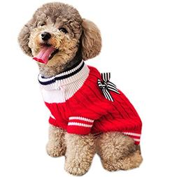 Alfie Pet by Petoga Couture - Sunny Cable Knit Sweater with