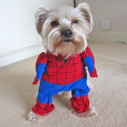 Alfie Pet by Petoga Couture - Superhero Costume Spiderman -