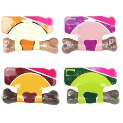 Pet Dog Bone Toys Puppy Chew Molar Toys Casual Multi-flavore