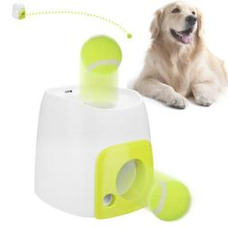 Pet Dog Launcher Tennis Ball Toys Fetch Thrower Throw Up Hyp