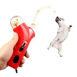 Pet Food Catapult Dog Snacks Feeder Training Incentive Tool