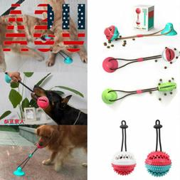 Pet Molar Bite Toy Chew Toys Floor Suction Cup Dog Chew Tug