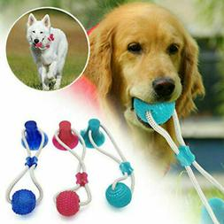 Pet Molar Biting Ball Toy Dog ​​Tug Of War Chewing Ball