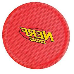 Nerf Dog Pet Nylon Flying Disk Frisbee Flyer Play Gift Toy L