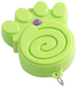 Pet Rageous 14002 Think Laser Paw Pointer Lime Green Balls