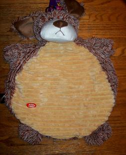 "Pet Rageous Cuddlerageous Mutt Dog Toy, 15"", Tan/Cream"