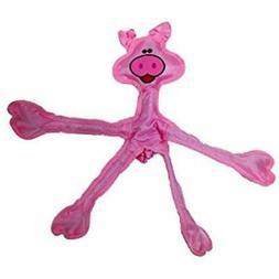 Pet Supplies Squeak Toys 43325-1 Skele-Ropes Animals Toy, Pi