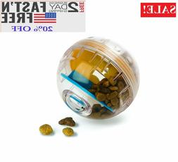 Pet Zone IQ Treat Ball 3-Inch Made Of Hard Plastic For Pet M