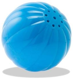 PetQwerks Talking Babble Ball Dog Toy, Large, Blue by Pet Qw