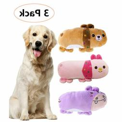 Pets Small Dog Cat Teeth Chew Sound Training Toys Puppy Dent