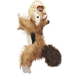 Leaps & Bounds Playtime Pal Small Brown Chipmunk Toy for Sma