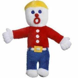 Plush Dog Toy 10-inch Talking Mr. Bill Soft Fetch and Play F