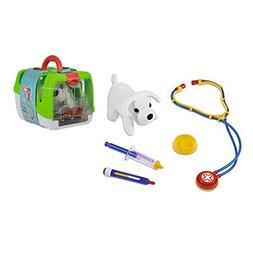 Simba Plush Dog Vet Kit, Green
