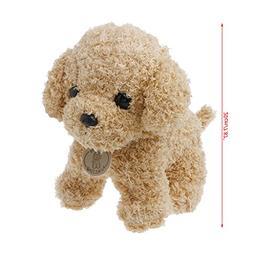 Mimgo Plush Teddy Dog Toy Lovely Children Gift Simulation Do