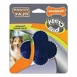 Nylabone Power Play Ball for Dogs - Crazy Ball Large free sh