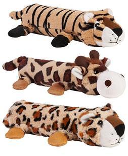 Boss Pet Pugslie's Ultra Cute and Cuddly Safari Long Body An
