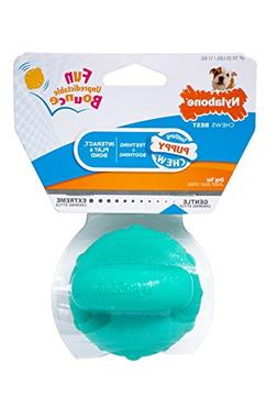 Nylabone Puppy Chew Toy Bouncy Ball, Small