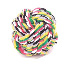 MIWIND– Puppy Dog Pet Cotton Rope Chew Teeth Cleanning Toy