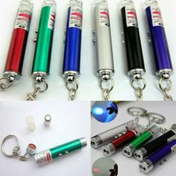 Red light Laser pointer pen for cat dog pet toy presentation