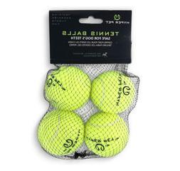 Hyper Pet Regular Tennis Balls Safe for cats and Dog Exercis
