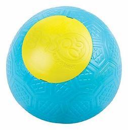 GoDog RHINO PLAY BEAST BALL DOG TOY Durable Safe & Non Toxic