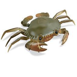 Robotic Kani Crab BROWN/GREEN Remote Control Simulation RC A