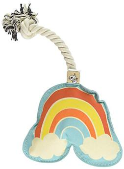 Ore' Pet F632 Pet Rope Toy, Rainbow