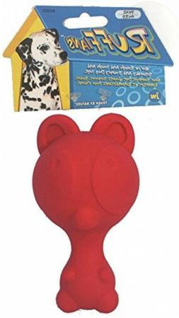 JW Pet Company Ruffians Bear Dog Toy, Medium