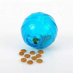 KMGNDJG Rugged Toy Dog Ball And Natural Rubber Kong Food Bal