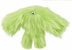 West Paw Design Baby Salsa Orangutan Squeak Toy for Dogs, Li