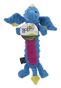 skinny dragons blue toy